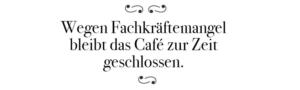 Café Victoria Luise in Rendsburg