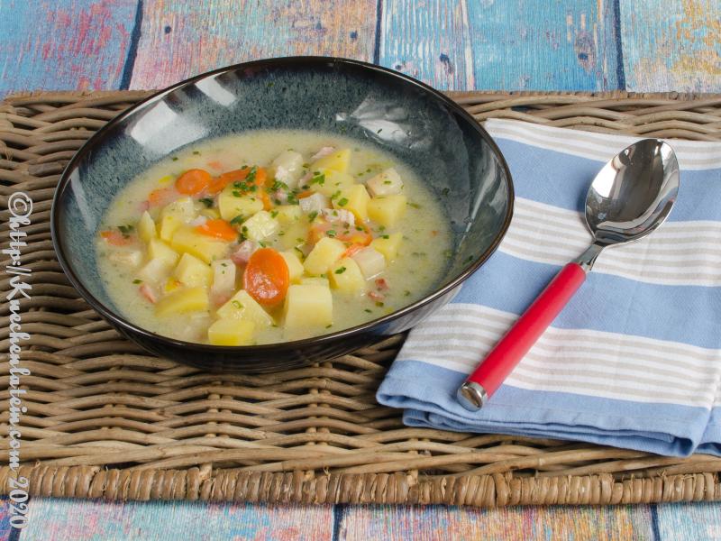 Altmärkische Kartoffelsuppe (1)