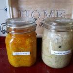 Sauerkraut klassisch und goldenes Kraut