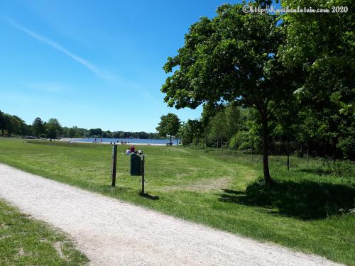 Badestelle Einfelder See
