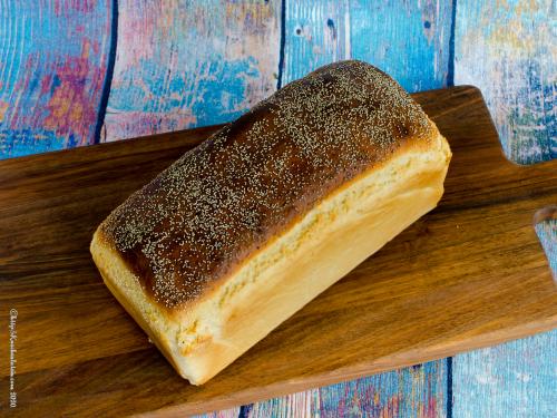 Franskbrød med mælk - Dänisches Weißbrot mit Milch