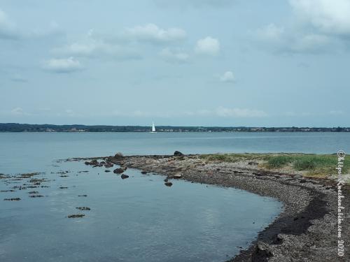 nordöstliches Ende Schleswig-Holstein