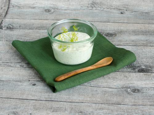Joghurt-Käse-Creme - Haydari