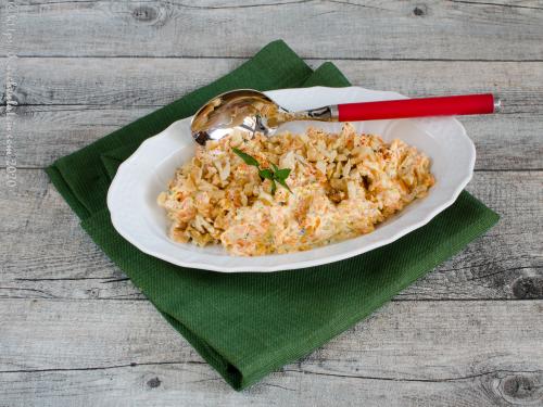 Karotten-Joghurt-Salat - Havuçlu Yoğurt Salatası