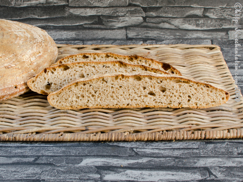 Øland-Weizenbrot zum World Bread Day 202