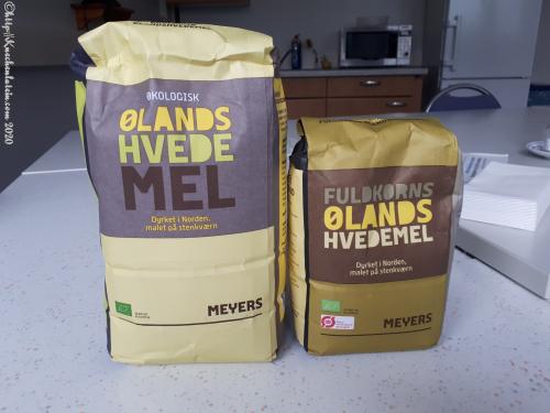 Øland-Weizenmehl zum World Bread Day 2020