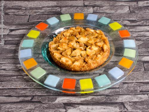 Torta di mele - Italienischer Apfelkuchen