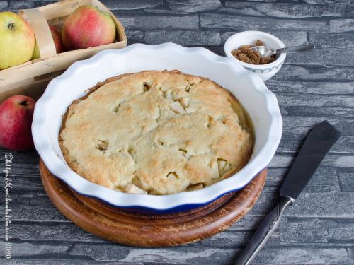 Irischer Apfelkuchen