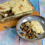 Cottage Pie mit Linsen