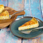 Leek Quiche from Vincent Klink