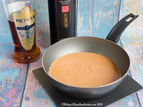 Metaxa-Sauce