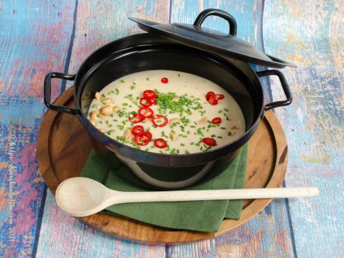 Chupe de maní - Erdnuss-Suppe