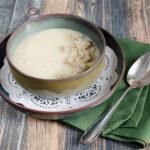Blumenkohl-Zitronen-Suppe