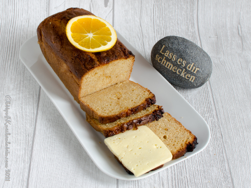 Miso-Maple Loaf